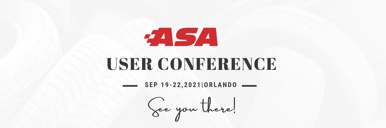 ASA User Conference 2021